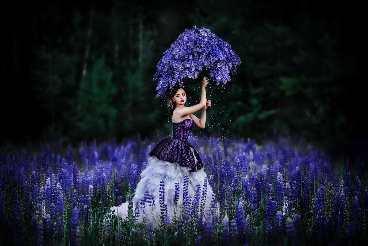 forestprincesses21 - Лесные принцессы и русалки: пермский фотограф снимает сказочных красавиц в лесах Прикамья