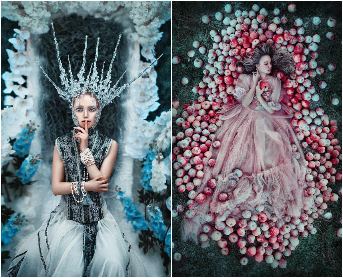forestprincesses22 - Лесные принцессы и русалки: пермский фотограф снимает сказочных красавиц в лесах Прикамья
