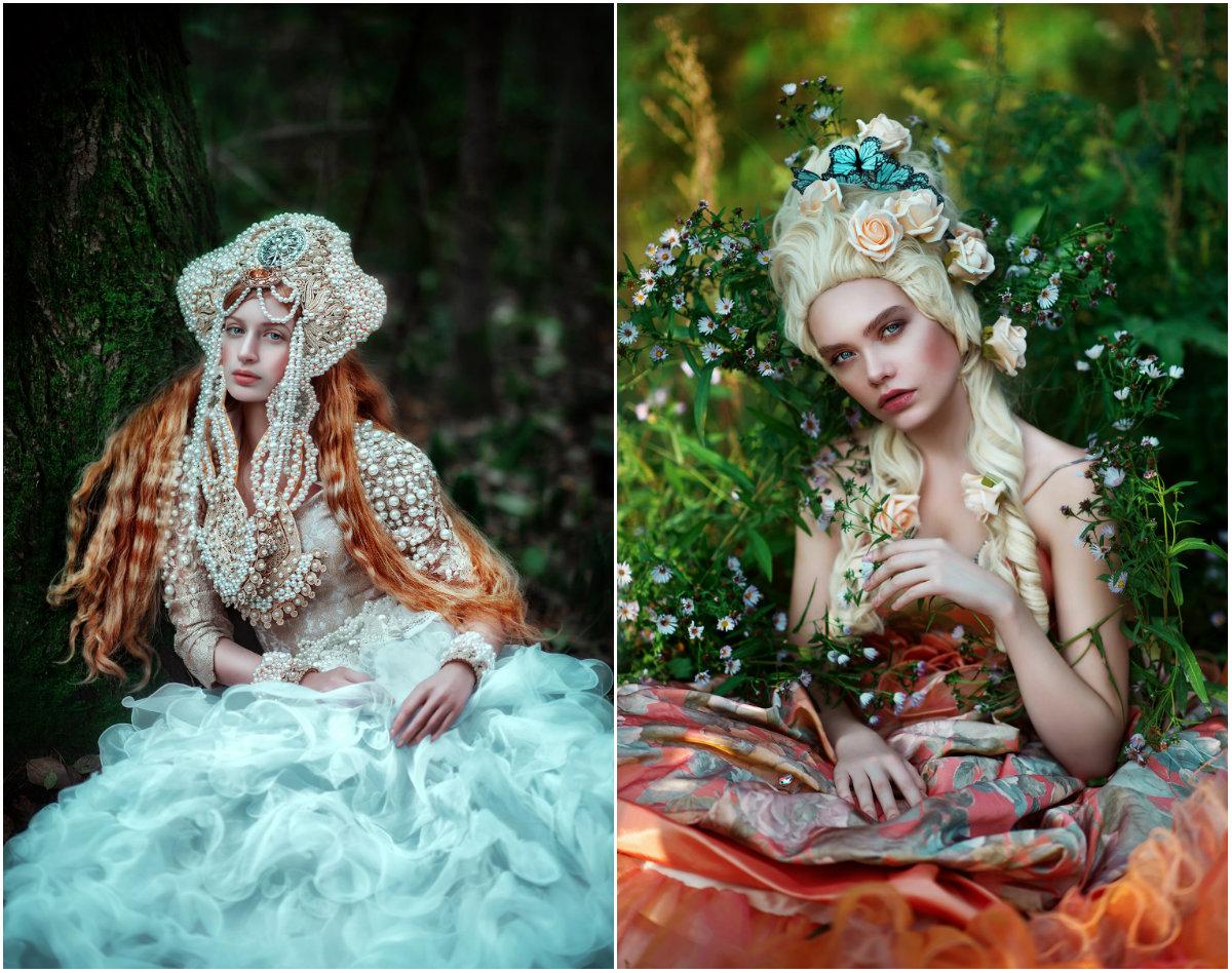 forestprincesses23 - Лесные принцессы и русалки: пермский фотограф снимает сказочных красавиц в лесах Прикамья