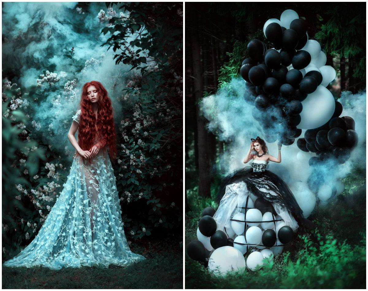 forestprincesses24 - Лесные принцессы и русалки: пермский фотограф снимает сказочных красавиц в лесах Прикамья