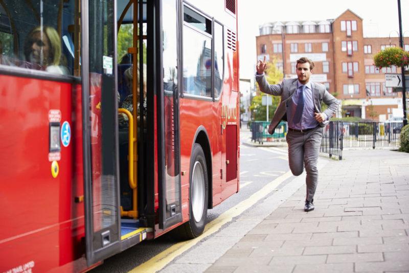 Опаздывать на вокзал