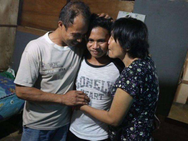 Индонезийский подросток выжил после 49 дней дрейфа в океане