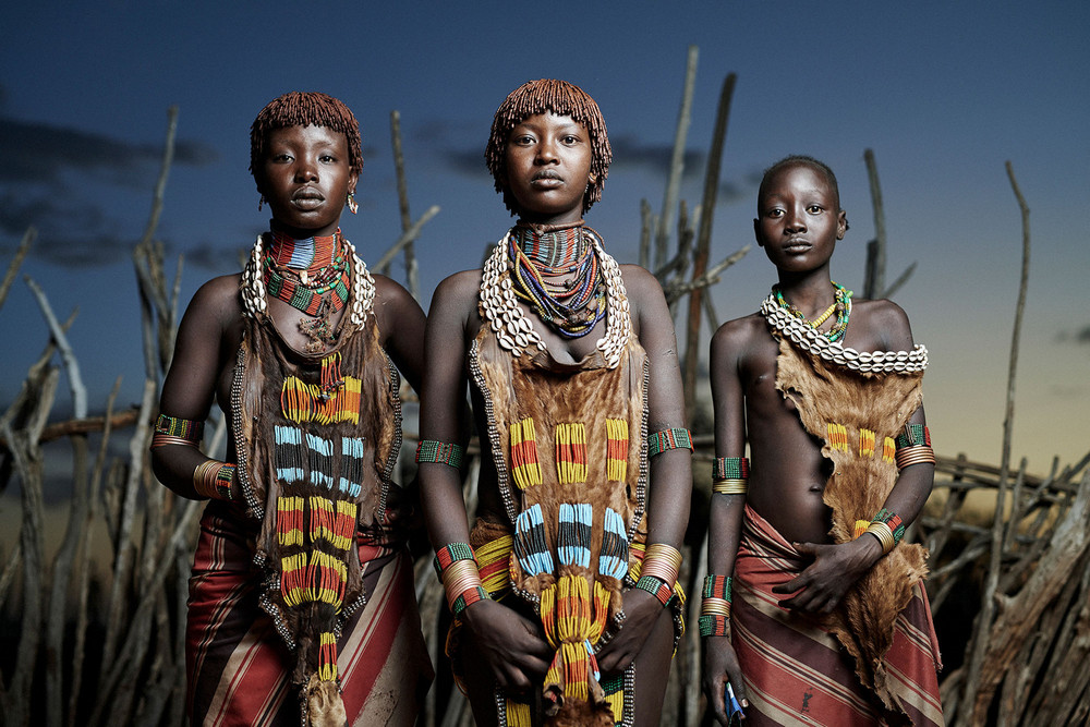 Фильмы про негритянские племена — 13