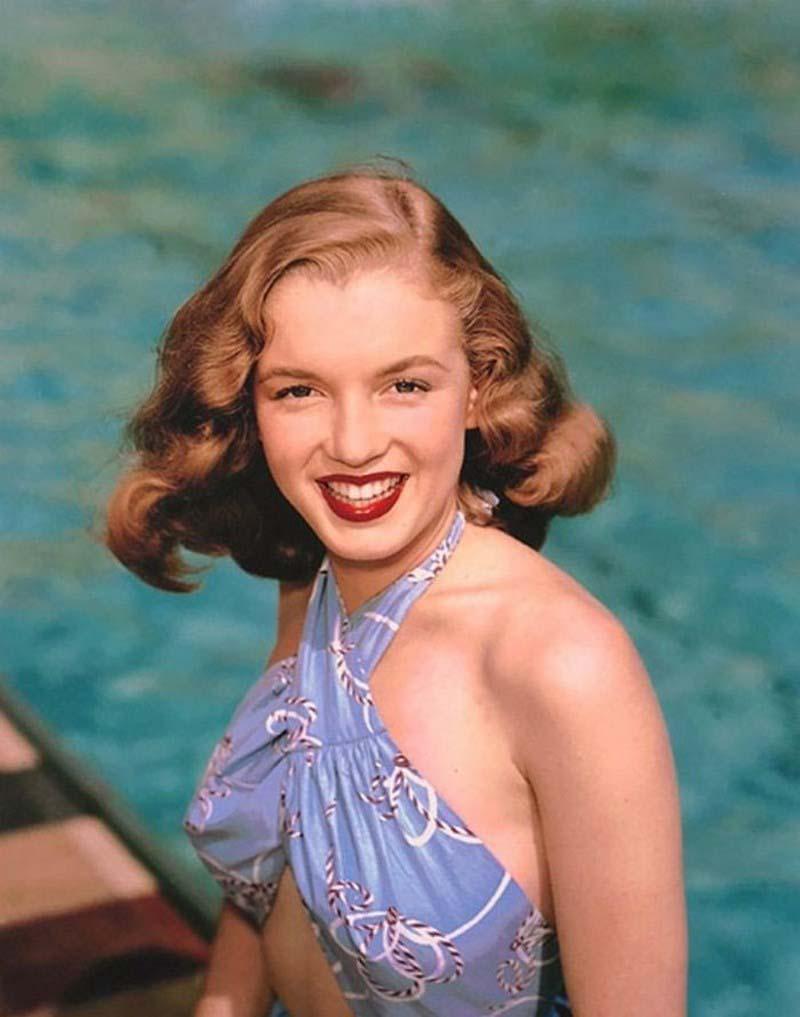 MarilynMonroe03 - Редкие фото 19-летней Мэрилин Монро