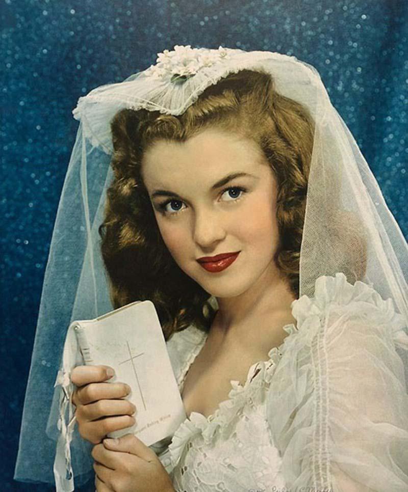 MarilynMonroe06 - Редкие фото 19-летней Мэрилин Монро