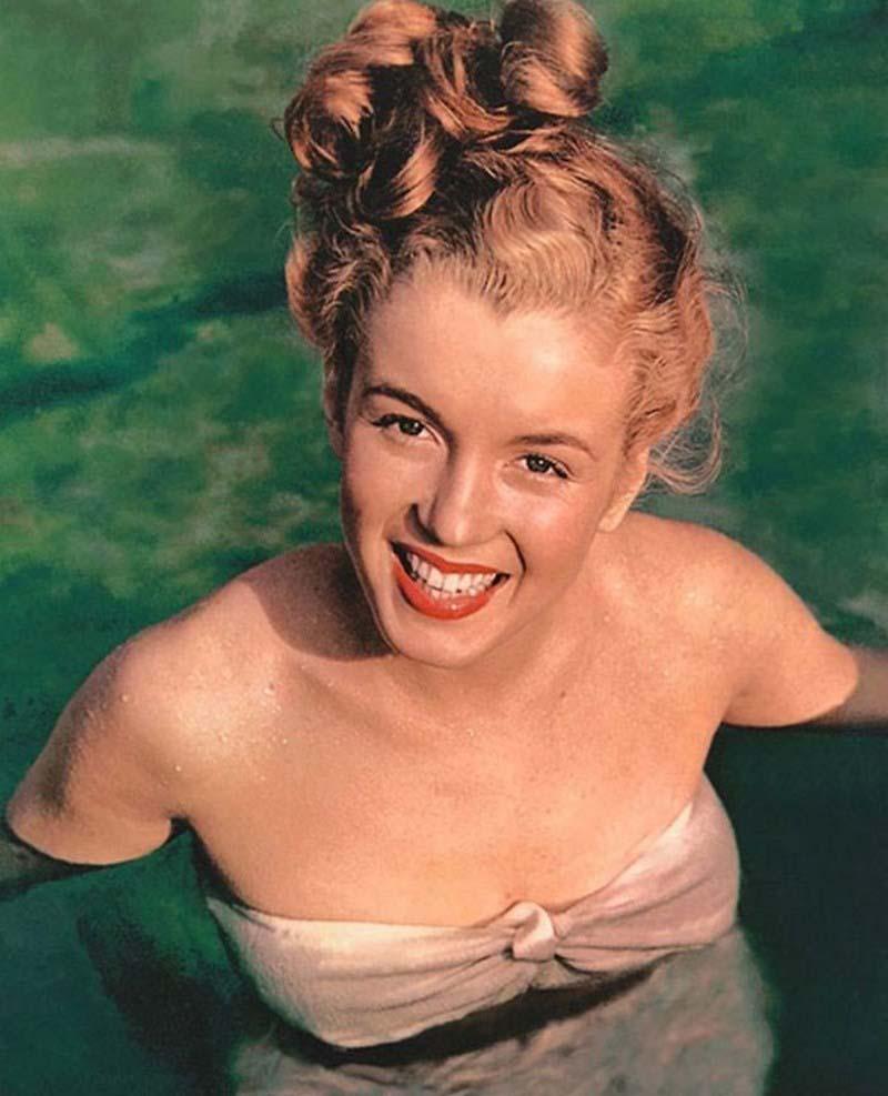 MarilynMonroe08 - Редкие фото 19-летней Мэрилин Монро