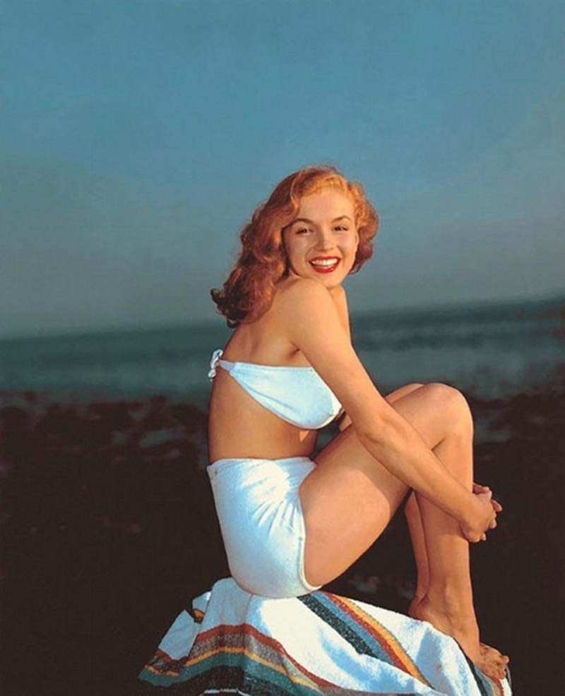 MarilynMonroe09 - Редкие фото 19-летней Мэрилин Монро