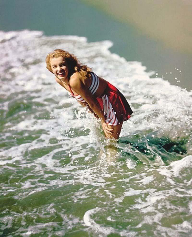MarilynMonroe11 - Редкие фото 19-летней Мэрилин Монро