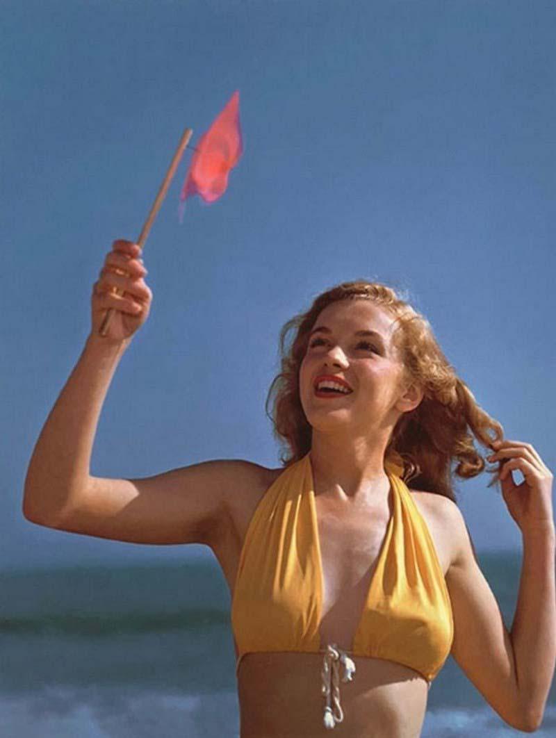 MarilynMonroe15 - Редкие фото 19-летней Мэрилин Монро