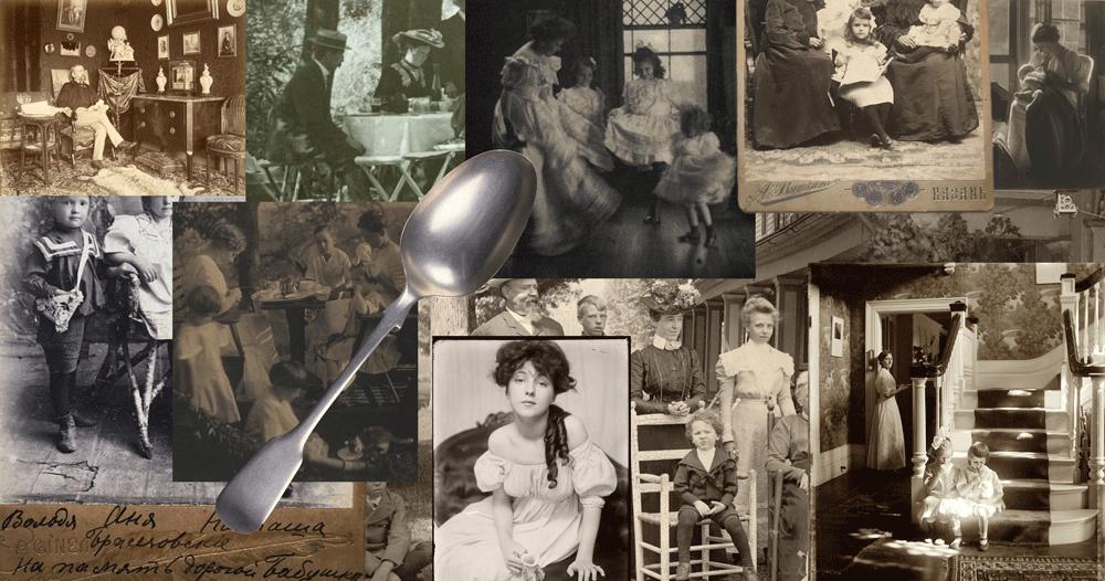 Photos and spoon - Декрет за декретом: как бы вас избавили от имущества в 1917-18 году