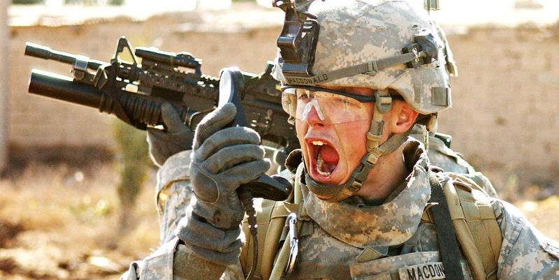 """""""Fire in the hole!"""": dumbest mistake military expressions"""