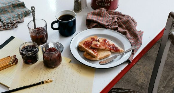 Диета гения: Фотограф воспроизвел любимые блюда известных творческих личностей