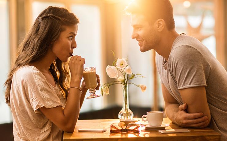 красивые истории про знакомство с парнем