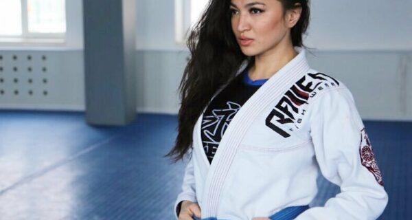 Самая красивая в мире: новый «титул» 26-летней королевы джиу-джитсу из Казахстана
