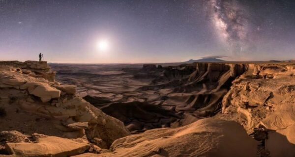 Под покровом небес: лучшие астрономические фотографии с конкурса Astronomy Photographer of the Year2018