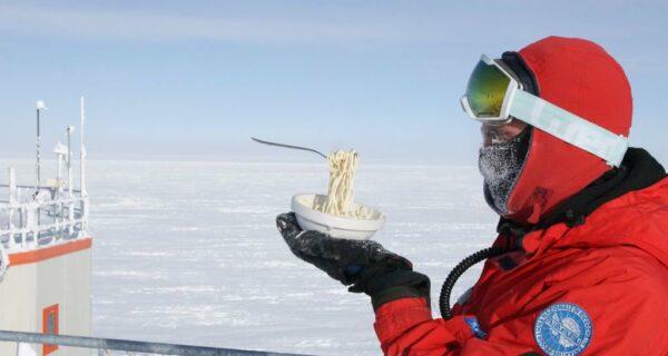Как живется при температуре ‑80: снимки с самой удаленной научной базы вмире
