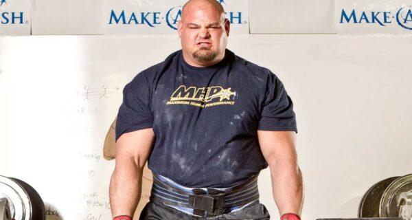 12 тысяч калорий в день: рацион самого сильного человека наЗемле