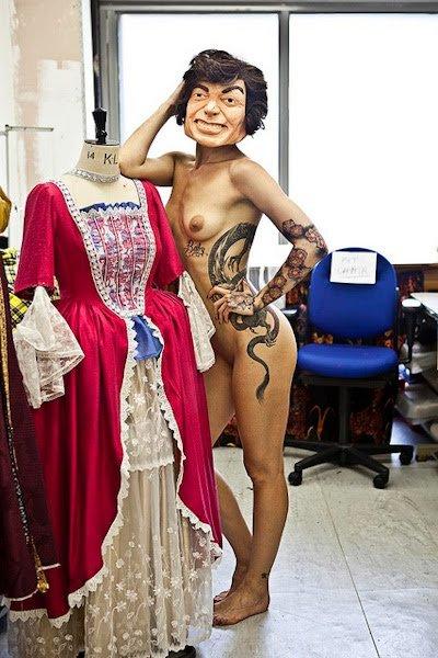 Bigpicture ru ben hopper mujeres desnudas con mascaras 2