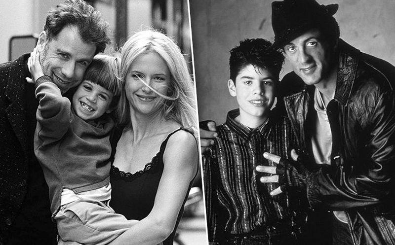 10 трагедий детей знаменитостей