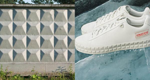 Дизайнеров Puma вдохновили советские заборы