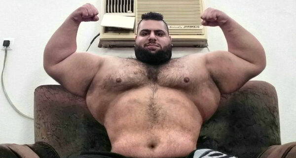 Человек размером с поезд: «Иранский Халк» делится подробностями своей жизни и собирается вММА