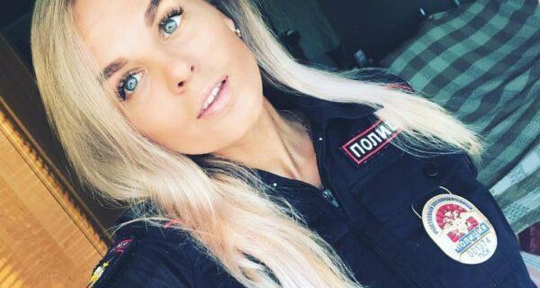 20+ невероятно сексуальных работниц российских правоохранительных органов