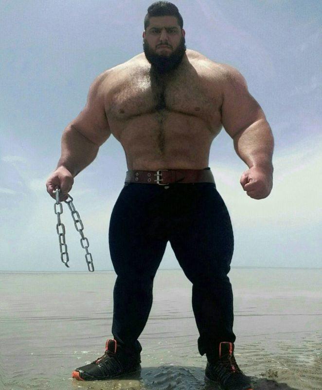 фото иранский халк