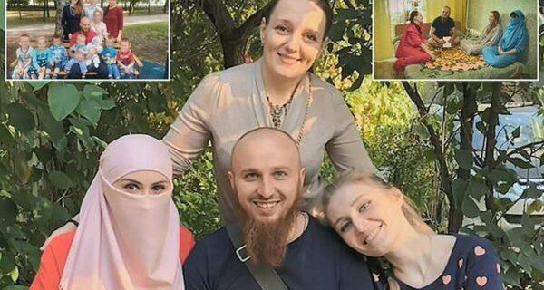 Товарищ Сухов и три его жены: россиянин завел гарем и прославился на весьмир