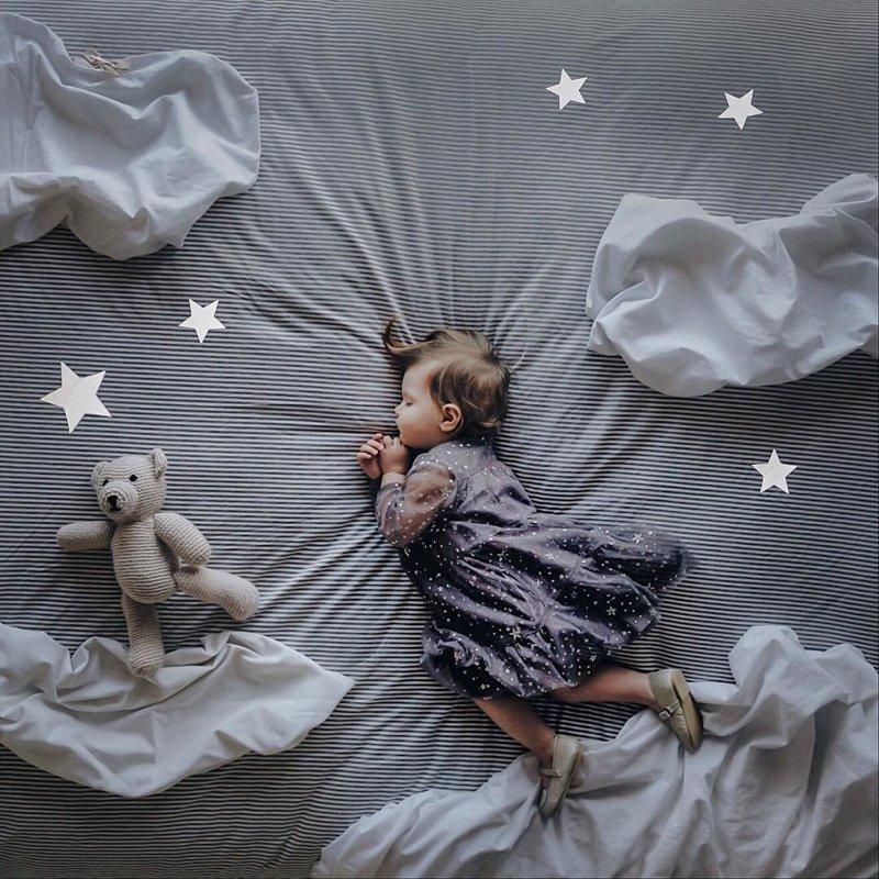 фотосессия со спящим решения