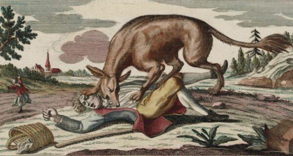 Жеводанский зверь: сказка с несчастливым концом