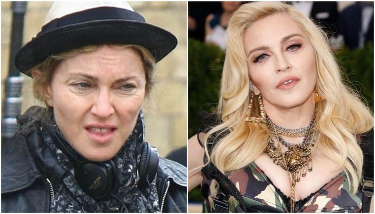 В трениках и с мешками под глазами: как выглядят звезды Голливуда в повседневной жизни знаменитости,звезды,известные люди,Знаменитости