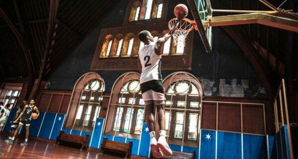 В Чикаго открылся «Храм баскетбола»