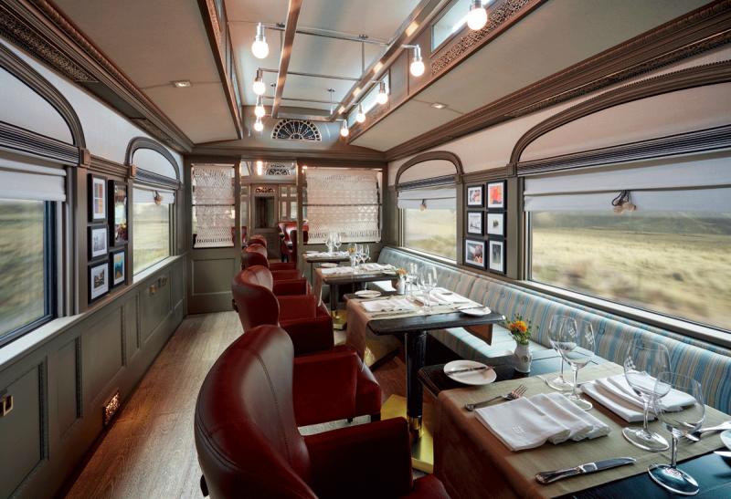 Поезд Belmond Andean Explorer — роскошный отель на колесах, с самыми живописными в мире видами