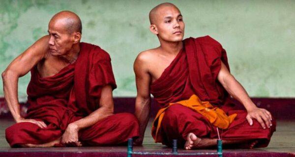 Кай Фунг под кайфом: какие тайны скрывала келья буддийского монаха