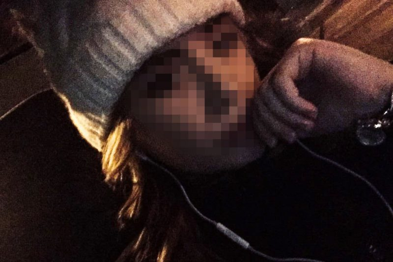 Drunk schoolgirl-Majorca from Chelyabinsk to grandma's car shot a police officer, but that's not all