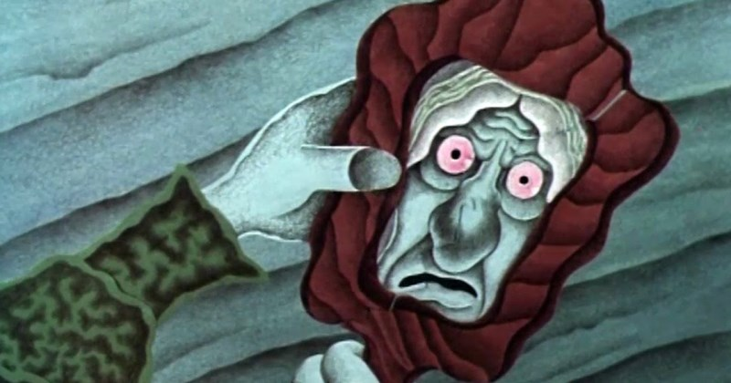 Гримасы советской анимации, или Мультфильмы, которыми можно пугать детей фото