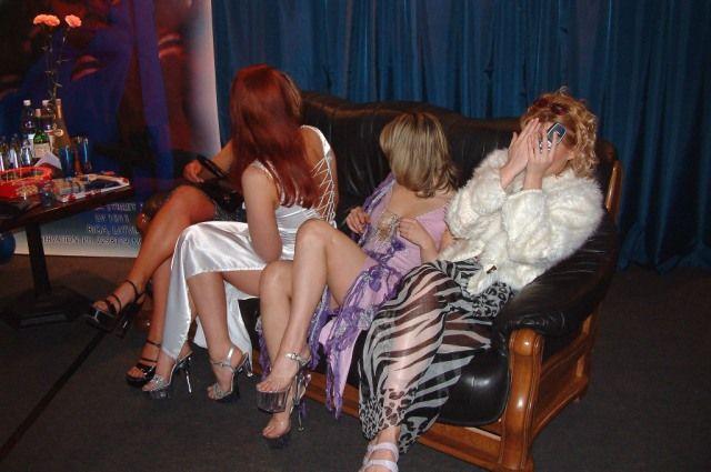 В красноярске были задержаны проститутки