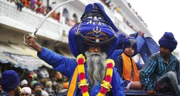 Сикхи — люди мира, живущие радивойны
