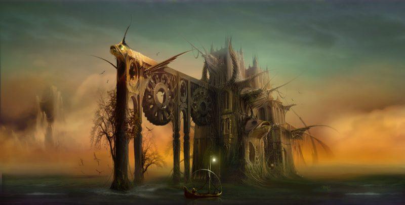 4 факта озагробном мире, которые встречаются врусских народных сказках