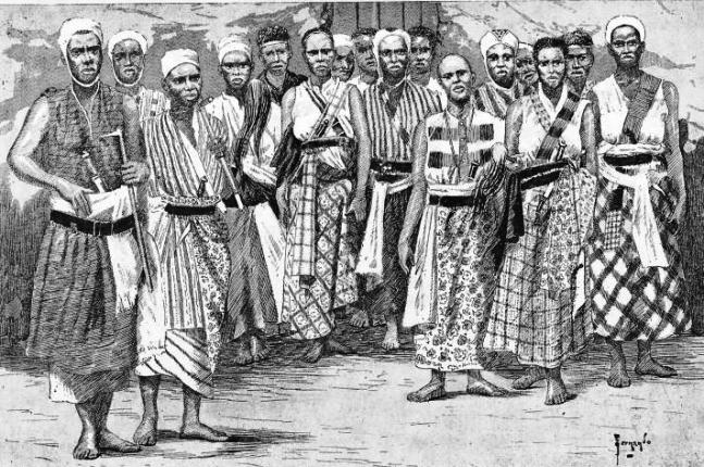 Амазонки Дагомеи: кем были женщины, которые обращали в бегство французскую армию