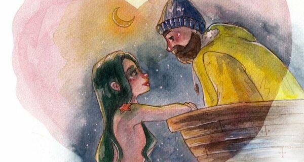 Очарование повседневности в теплых акварельных рисунках Клементины Петровой