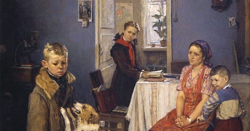 Опять двойка: неисчерпаемый источник вдохновения для живописцев