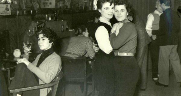 Порочная связь: лесбийский клуб и черная комедия «Убийство сестры Джордж»