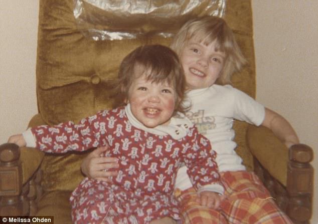 MelissaOhden04 - Невероятная история Мелиссы Оден, которая выжила после аборта, нашла и простила свою мать