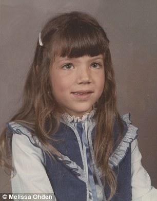 MelissaOhden06 - Невероятная история Мелиссы Оден, которая выжила после аборта, нашла и простила свою мать