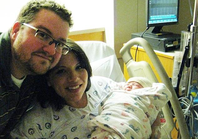 MelissaOhden10 - Невероятная история Мелиссы Оден, которая выжила после аборта, нашла и простила свою мать