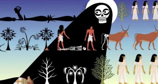 Ветхий Завет с музычкой: 10 казней египетских в крутых музыкальных анимациях НиныПэйли