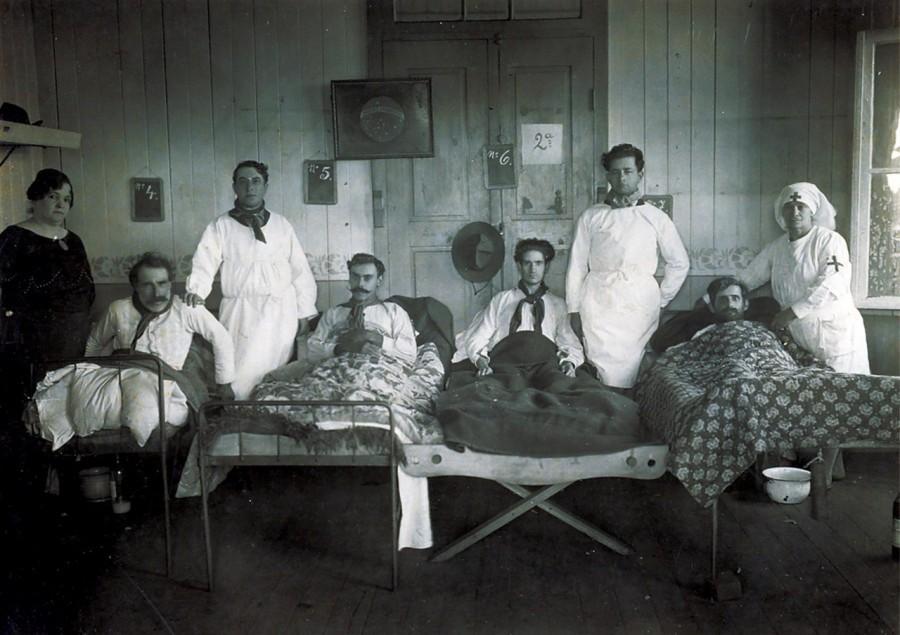 dlyakota.ru istoriya gripp ispanka 1918 goda 5 - Грипп, унесший жизни миллионов: что такое испанка и где она сейчас
