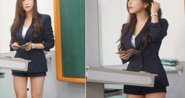 Порно-учительница существует, или Почему лекции этой девушки никогда не пропускают