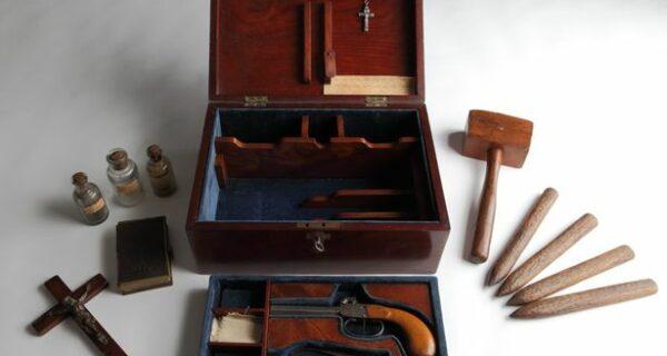 «Сгинь, нечисть!»: наборы для убийства вампиров снова актуальны